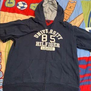 Tommy Hilfiger Zip Up Hoodie